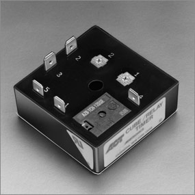 Delayed Interval Relay Timer Dual Adjustable