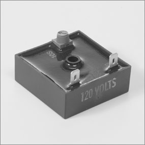 Delay on Make Solid State Timer AC/DC Wide Voltage