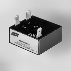 Repeat Cycle Miniature Solid State Timer Off/On Delay